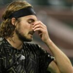 Stefanos Tsitsipas and Alexander Zverev lose in the quarter-finals in Indian Wells